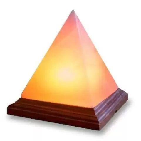 Pak Salt Lamp Pyramid Lamp